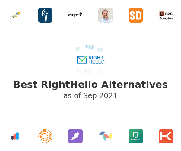 Best RightHello Alternatives
