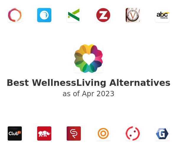 Best WellnessLiving Alternatives