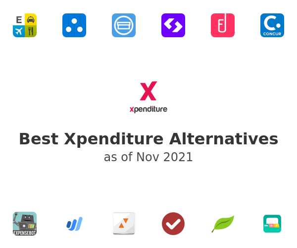 Best Xpenditure Alternatives