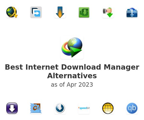 Best Internet Download Manager Alternatives