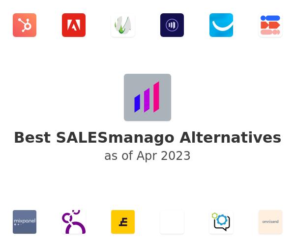 Best SALESmanago Alternatives