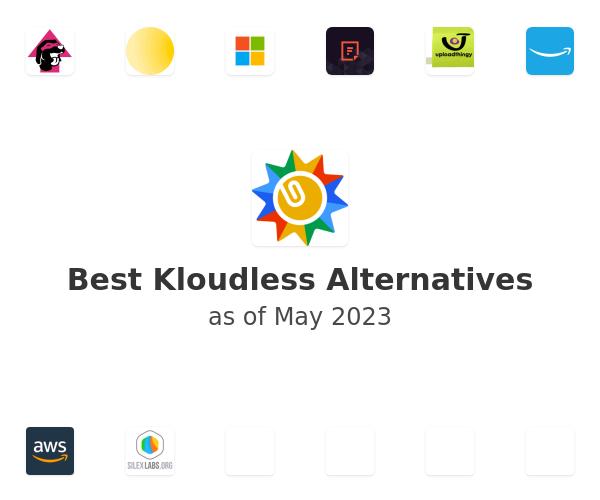 Best Kloudless Alternatives