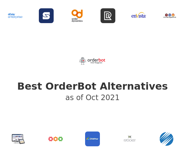Best OrderBot Alternatives