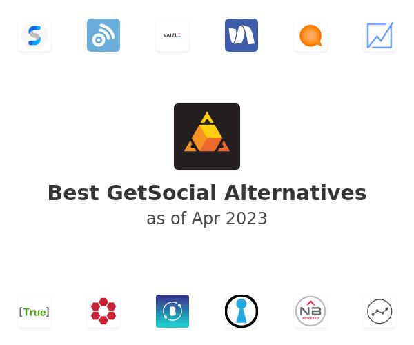 Best GetSocial Alternatives