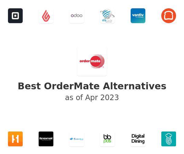 Best OrderMate Alternatives