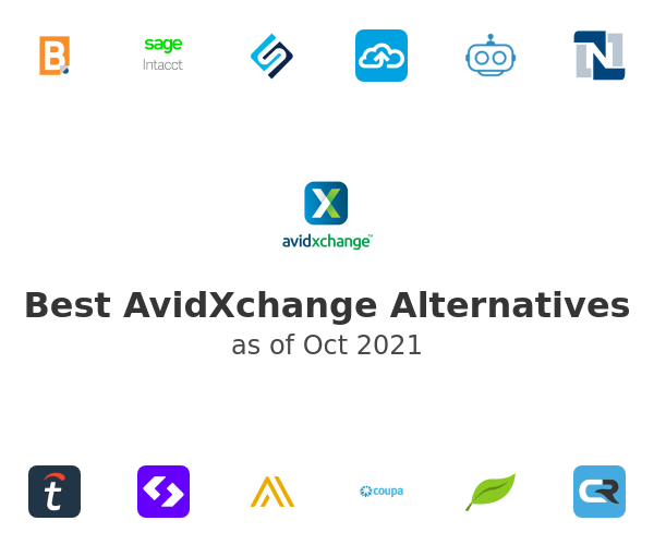 Best AvidXchange Alternatives