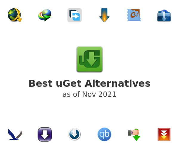 Best uGet Alternatives