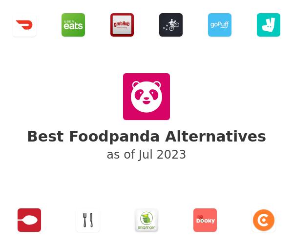 Best Foodpanda Alternatives