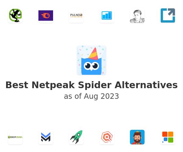 Best Netpeak Spider Alternatives