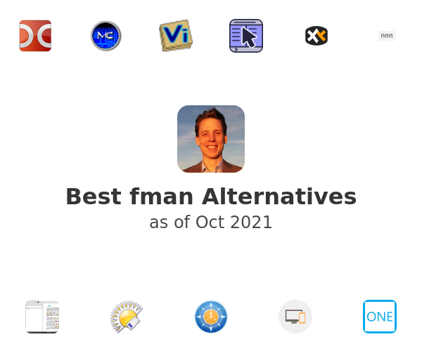 Best fman Alternatives