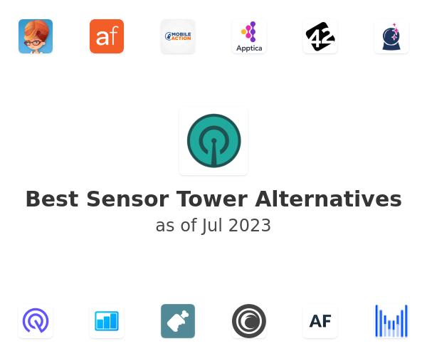 Best Sensor Tower Alternatives