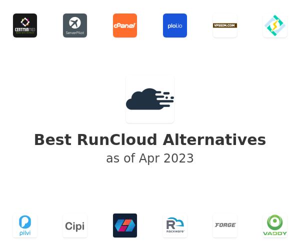 Best RunCloud Alternatives