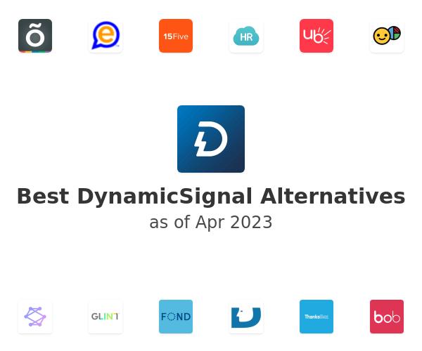 Best DynamicSignal Alternatives