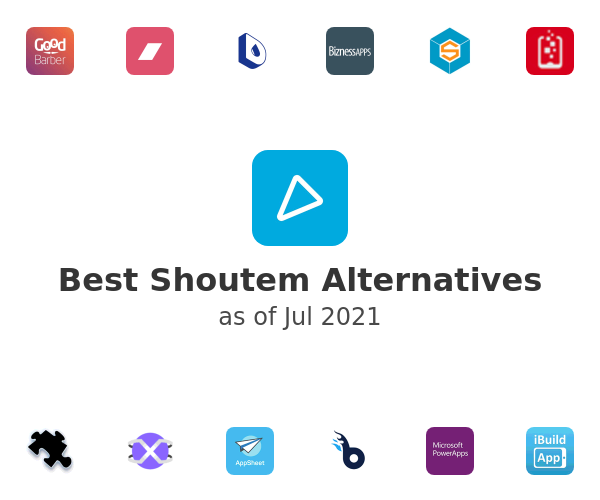 Best Shoutem Alternatives