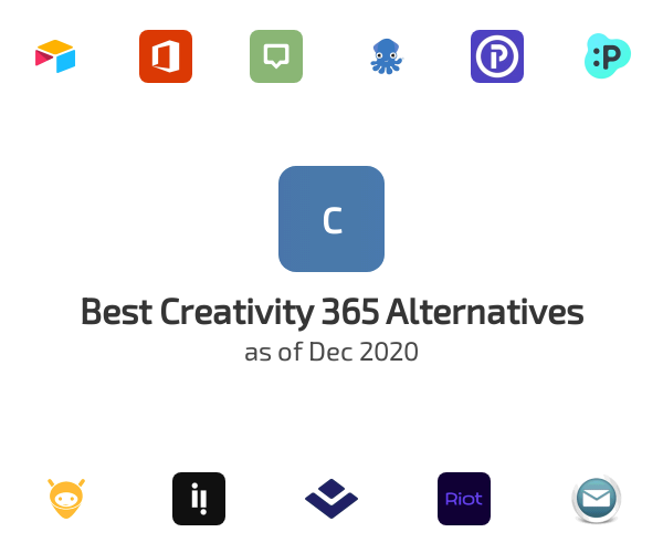 Best Creativity 365 Alternatives