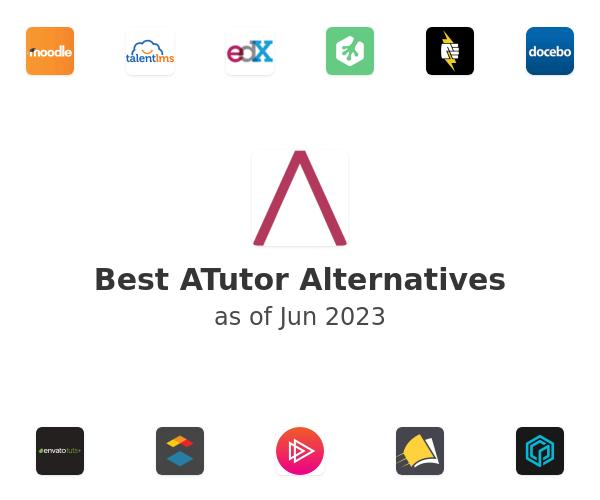 Best ATutor Alternatives