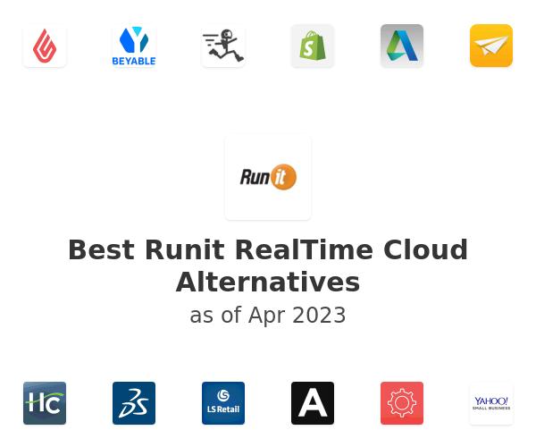 Best Runit RealTime Cloud Alternatives