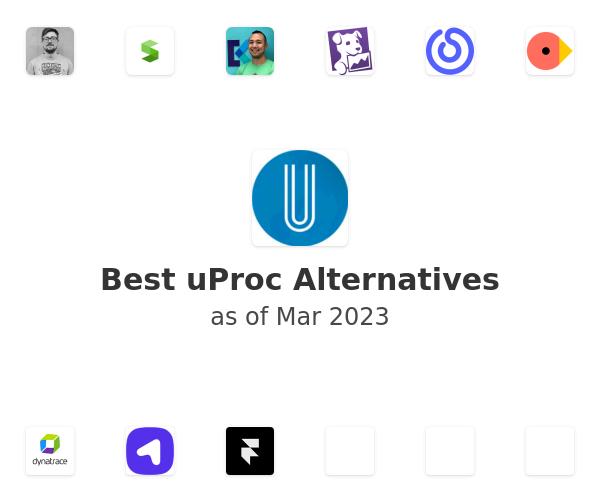 Best uProc Alternatives