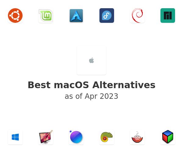 Best macOS Alternatives