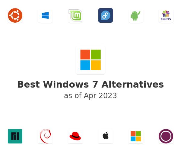 Best Windows 7 Alternatives