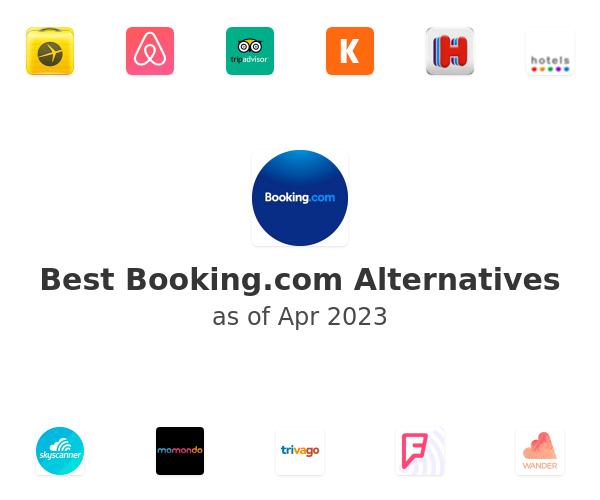 Best Booking.com Alternatives