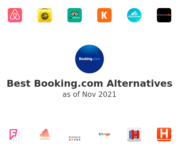Best Booking.com Alternatives