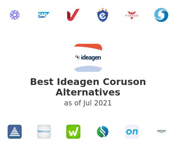 Best Ideagen Coruson Alternatives