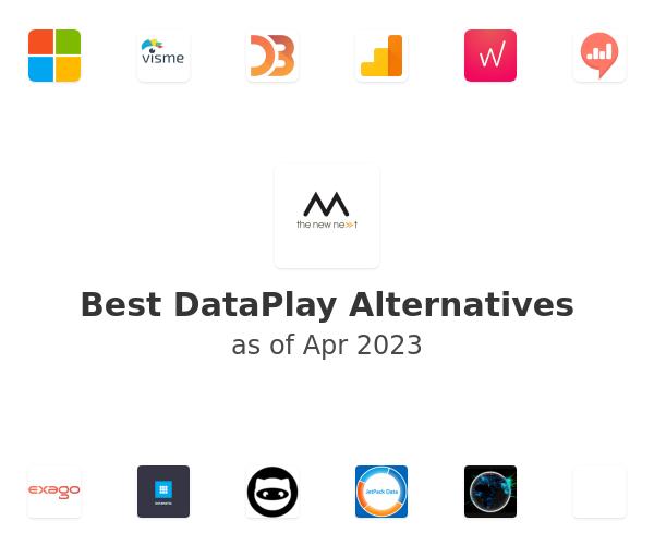 Best DataPlay Alternatives