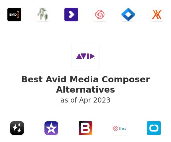 Best Avid Media Composer Alternatives