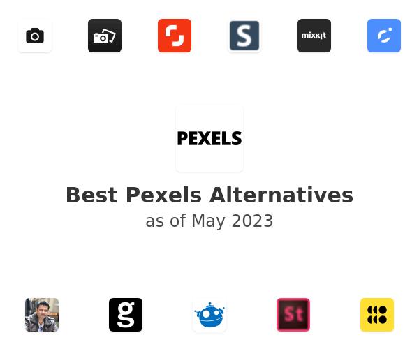 Best Pexels Alternatives