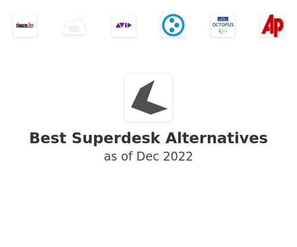 Best Superdesk Alternatives