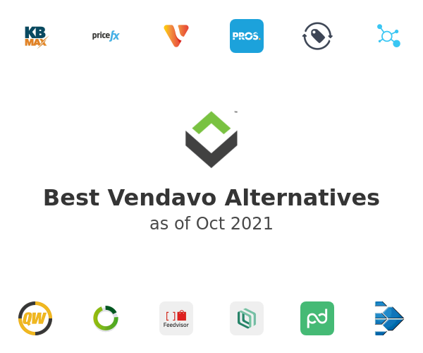Best Vendavo Alternatives