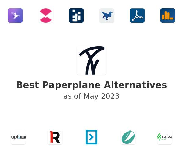 Best Paperplane Alternatives