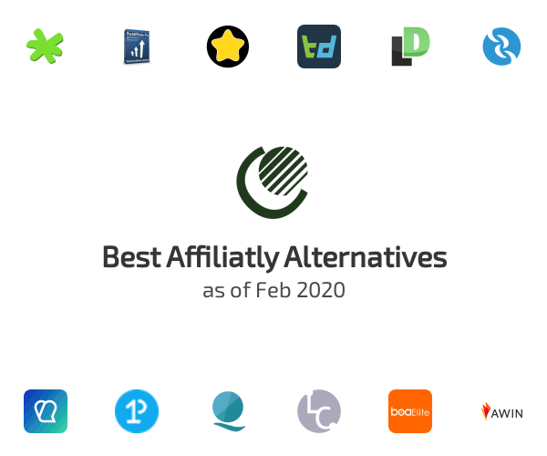 Best Affiliatly Alternatives