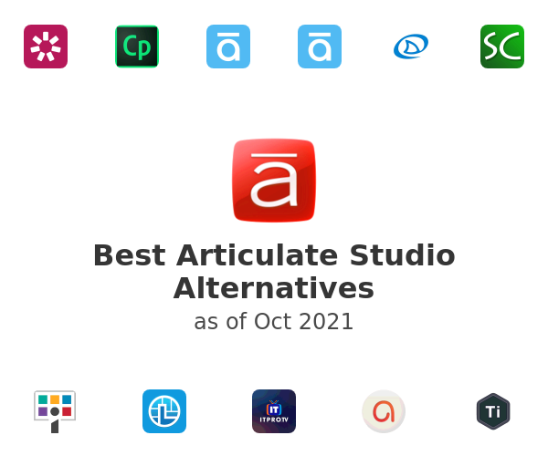 Best Articulate Studio Alternatives