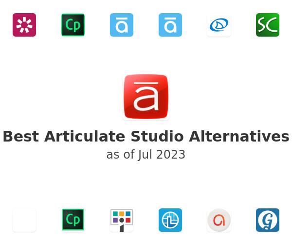 Best Articulate Studio Alternatives