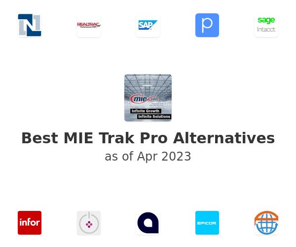 Best MIE Trak Pro Alternatives