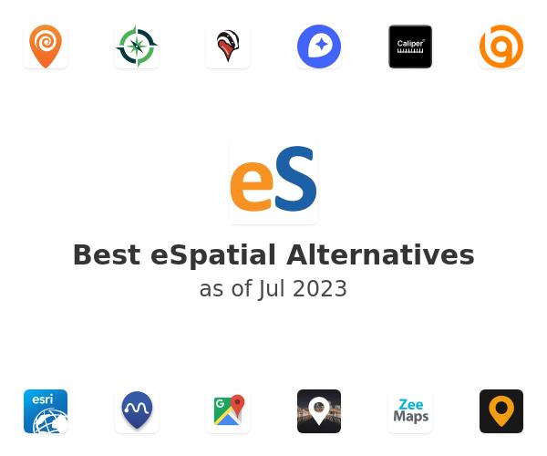 Best eSpatial Alternatives