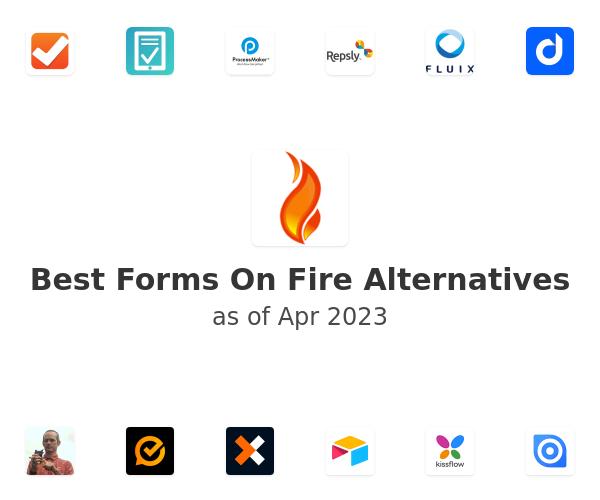 Best Forms On Fire Alternatives