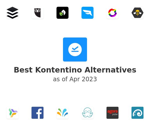 Best Kontentino Alternatives