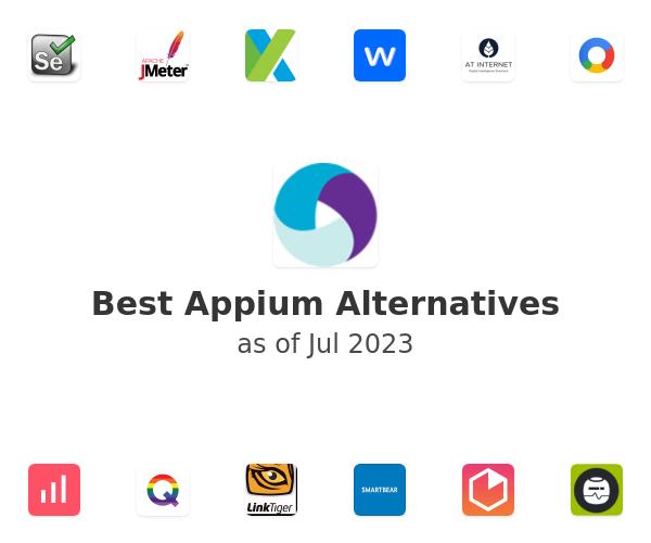 Best Appium Alternatives