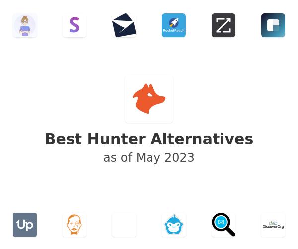 Best Hunter Alternatives