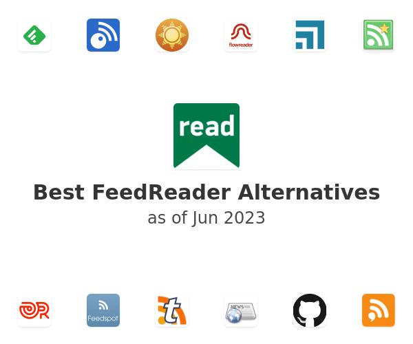 Best FeedReader Alternatives