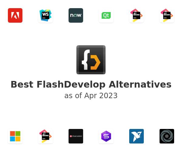 Best FlashDevelop Alternatives