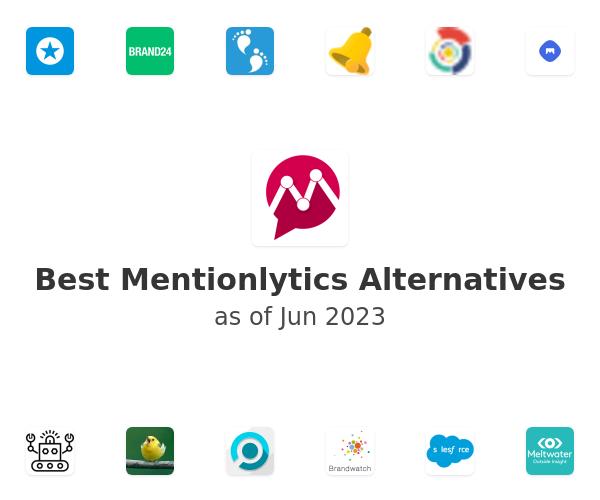 Best Mentionlytics Alternatives