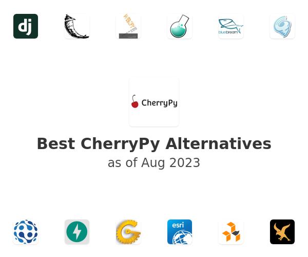 Best CherryPy Alternatives