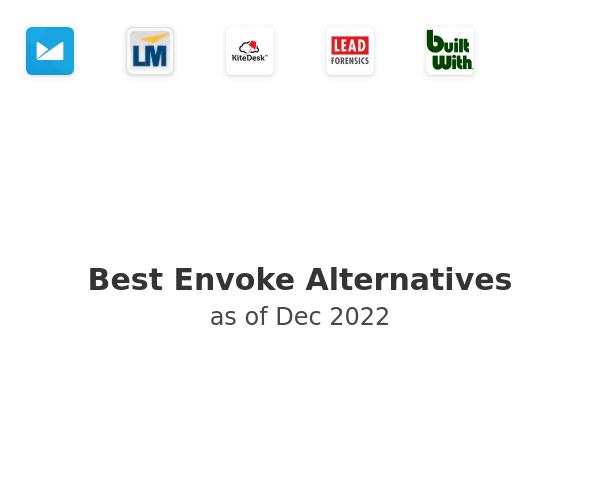 Best Envoke Alternatives
