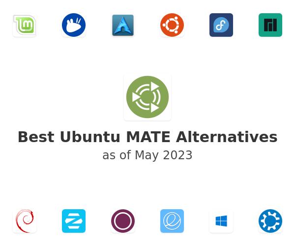 Best Ubuntu MATE Alternatives
