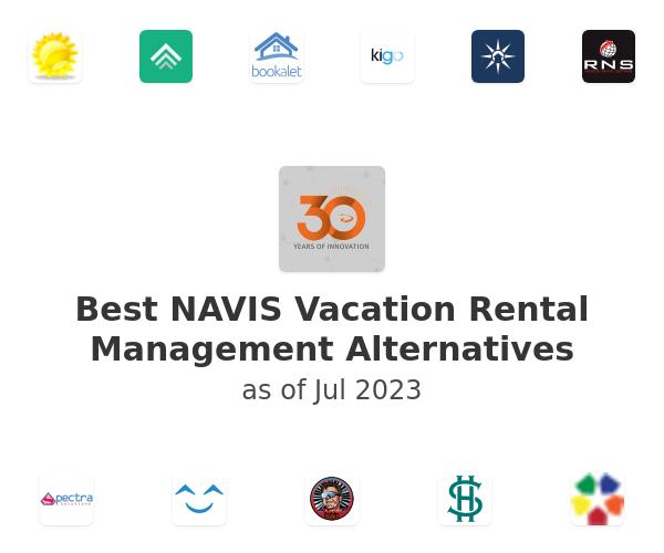 Best NAVIS Vacation Rental Management Alternatives