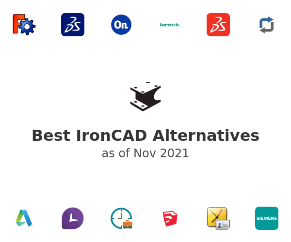 Best IronCAD Alternatives